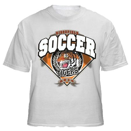 Varsity imprints ridgefield hs diamondy tiger shirt for High school basketball t shirts