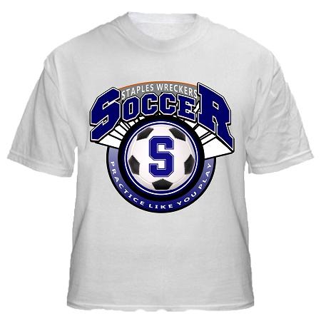 Varsity imprints staples hs 3d lens all sports shirt for Staples custom t shirts