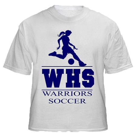 Soccer t shirt designs high school