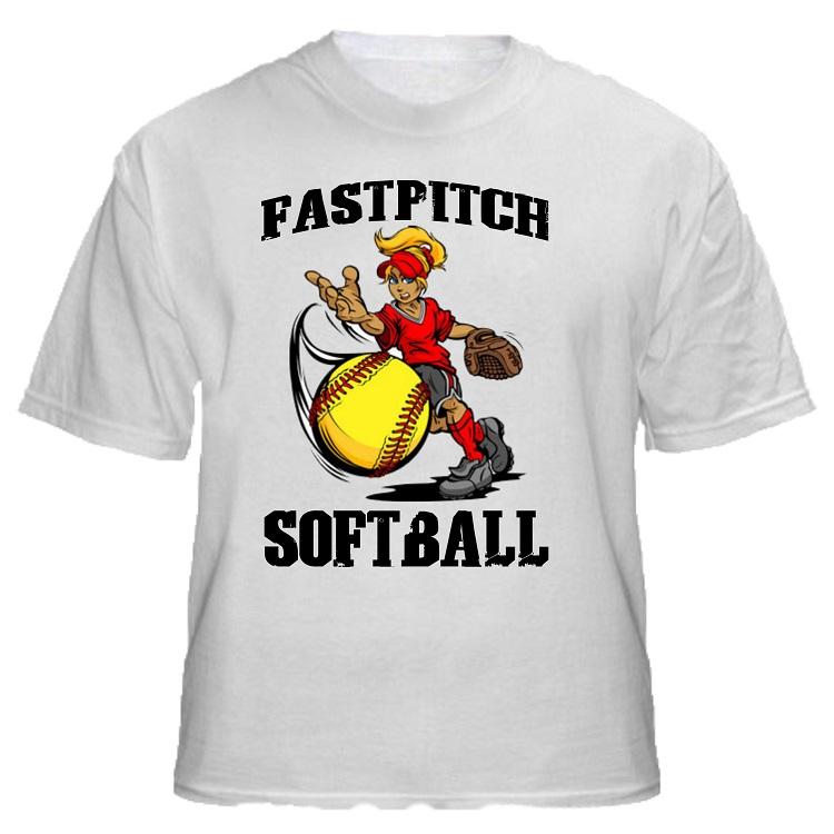 Varsity Imprints Fastpitch Softball T Shirt