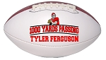 Full Size 1000 Yards Passing Football