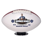 Full Size Senior Gift Football