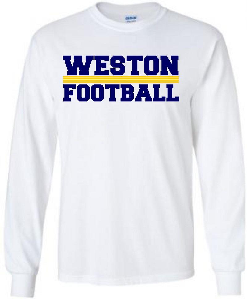 Varsity imprints weston hs all sports t shirt for High school shirts designs