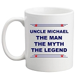 Personalized Uncle MUG
