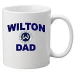 Wilton DAD or MOM Mug