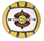 All-Star Badge Water Polo Ball
