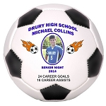 Full Size Senior Gift Soccer Ball