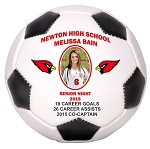Mini Size Senior Gift Soccer Ball