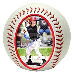 Custom Designed Photo Baseball