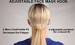 Adjustable Face Mask Hook