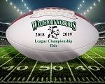 Full Size Championship Football