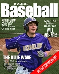 Inside Baseball Magazine Cover
