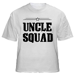 Aunt Squad / Uncle Squad T-Shirt