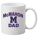 McMahon DAD or MOM Mug