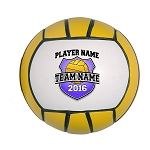 All-Star Shield Water Polo Ball
