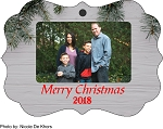 Creative Border BENELUX Photo Ornament