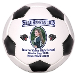 Junior Size Senior Gift Soccer Ball