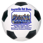 Junior Size Soccer Ball