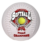 Custom Designed Softball