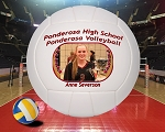 Full Size Player Recognition Photo Volleyball