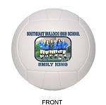 Junior Size Senior Gift Volleyball