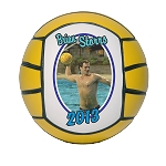 Junior Size Deluxe Water Polo Ball