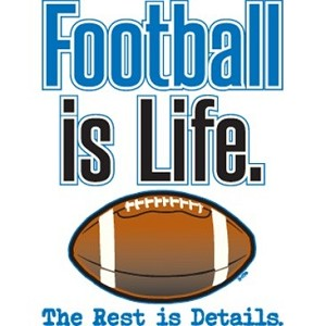 Football Is Life Design
