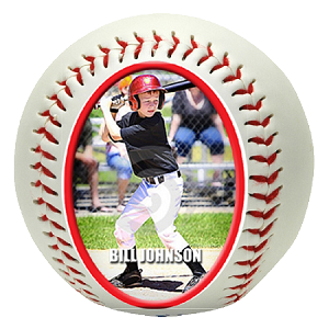 Custom Designed Baseball