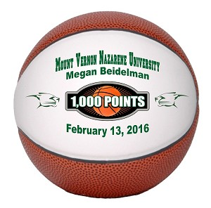 Junior Size 1000 Point Basketball