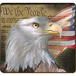 PATRIOTIC EAGLE COASTER - 4