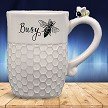 BUSY BEE CERAMIC MUG