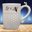 LET IT BEE CERAMIC MUG