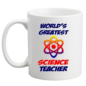 World's Greatest Teacher MUG - Subject Area