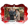 ORNAMENTS BACKGROUND PHOTO CHRISTMAS ORNAMENT