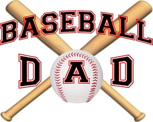Baseball Dad Design