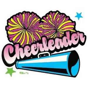 Cheerleader Megaphone T-Shirt