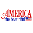 AMERICA THE BEAUTIFUL GRAPHIC