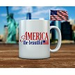 MATCHING AMERICA THE BEAUTIFUL MUG