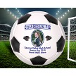 Junior Size Senior Player Recognition Photo Soccer Ball