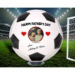 FATHER'S DAY PHOTO SOCCER BALL - FULL SIZE